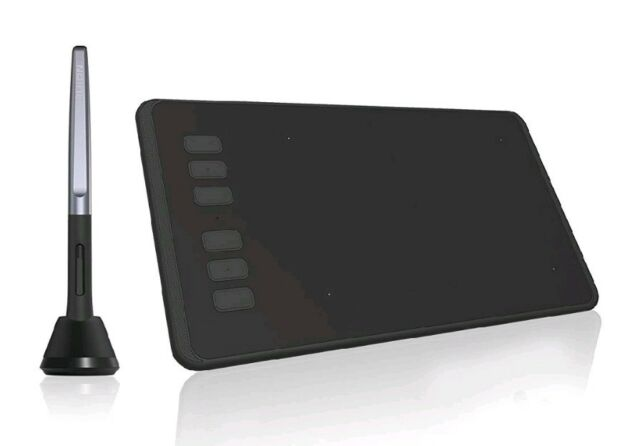 Huion Insproy 640- drawing tablet