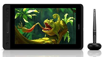 Huion KAMVAS Pro 12 GT-1160-budget drawimg tablets