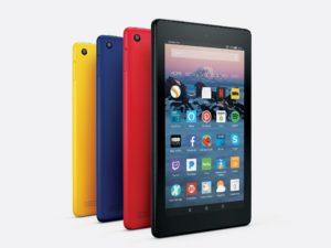 Amazon Fire 7-Amazon tablets under 100$