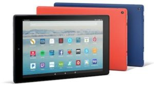 Amazon fire hd 10-inch tablets