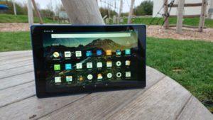 amazon fire HD 10 - best tablet under $150