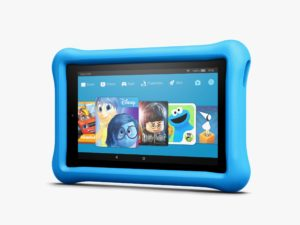 Fire HD 8 Kids Edition Tablet- tablets for children under 200$