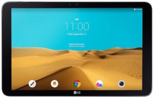 LG GPAD II- best tablet under $300