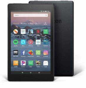 amazon fire hd 8- amazon 8 inch tablets
