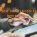 best tablets under 150