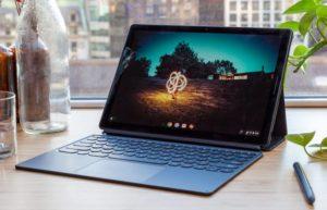 Google Pixel Slate-best tablet with keyboard
