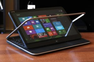 Dell XPS 12- budget tablet with keyboard