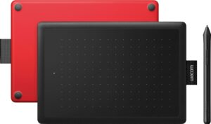 One-by-Wacom- osu Student drawing tablet
