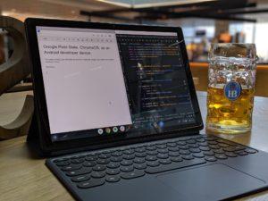 Google pixel slate-google's chrome os tablet