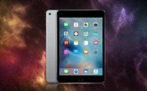 Apple iPad mini 4-best tablets for aged persons