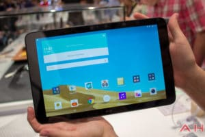 LG pad II-lg port tablets