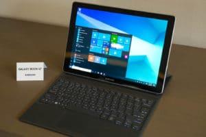 Samsung Galaxy Book 10.6″- tablet under 500 dollars