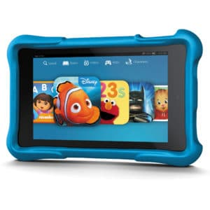 Fire HD 7 Kids-amazon's best 7-inch tablet
