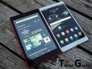 Review :fire hd 8