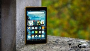 Review :fire hd 8 camera