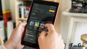 Review :fire hd 8 execution