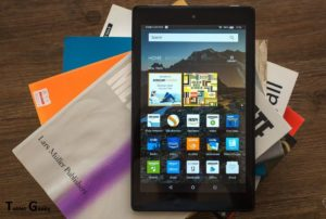 Review :fire hd 8 battery