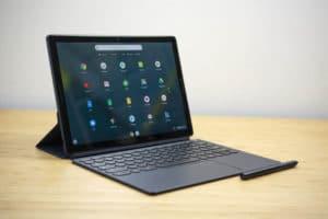 google pixel slate 12.3-best google tablet under 400$