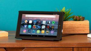 Amazon fire hd 8- Best budget tablets