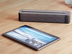 Lenovo smartt tab p10-speakers