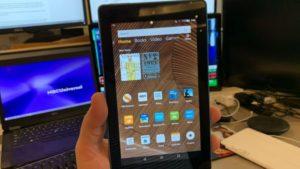 Fire 7- best budget tablet