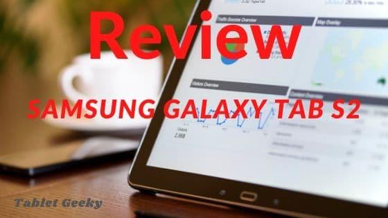 Samsung Galaxy Tab S2: