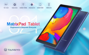 VANKYO MatrixPad S21 - BEST Tablet under 150