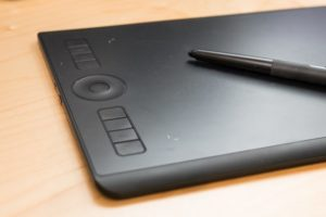 Wacom Intuos Graphics-  best drawing tablet for kids