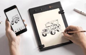 iskn The Slate 2+- best drawing tablet for kids