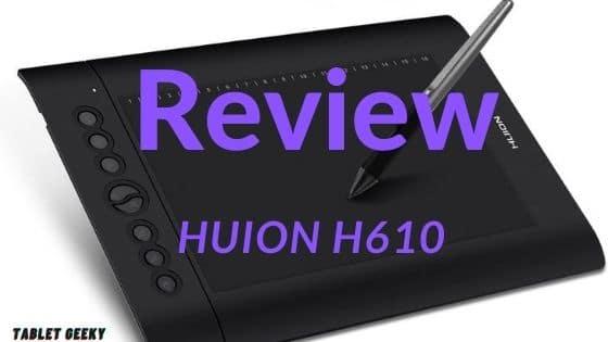 huion h610