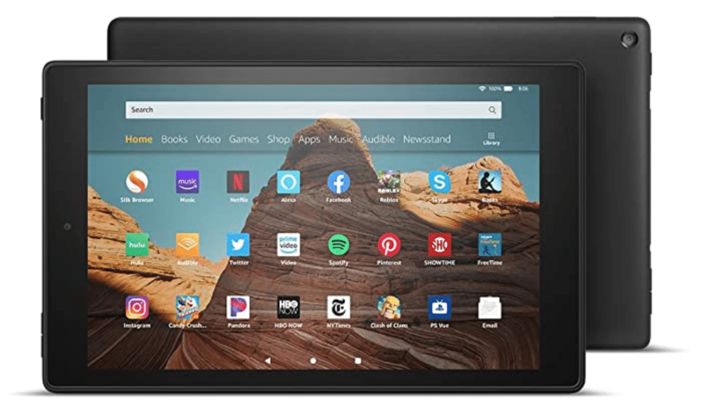 Amazon Fire HD 10- Android Tablet Under $300