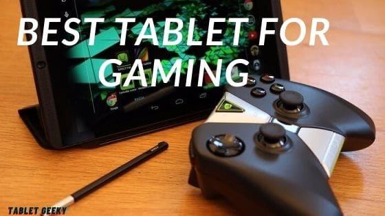 best tabletS for gaming