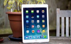 ipad air 2 - best tablet under 250
