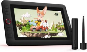 XP-Pen-Artist-12 Best Drawing Tablet Under 200 Dollars