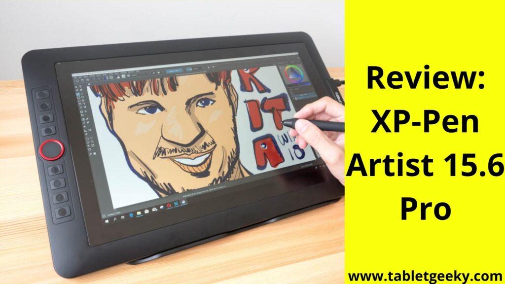 xp pen artist 15.6 pro