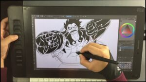 gaomon pd1560 drawing