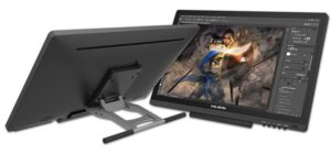 Huion KAMVAS GT-191 - best tablet for photo editing