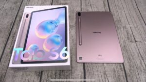 samsung tab s6- best android tablet for drawing
