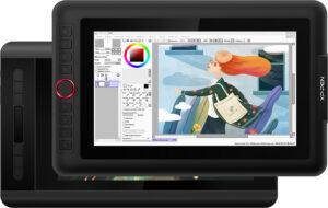 XP Pen Artist 12 Pro features